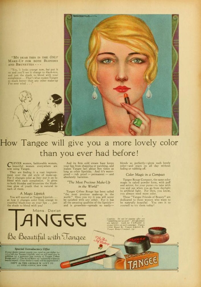 Pin By Amy Lola On Vintage Beauty Health Pinterest Vintage - 1920s-makeup-ads