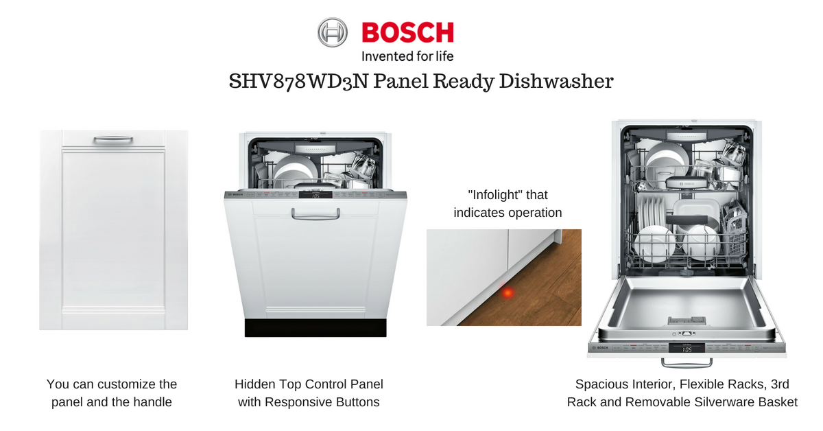 Panel Ready Dishwashers 3 Best Models Review Dishwasher