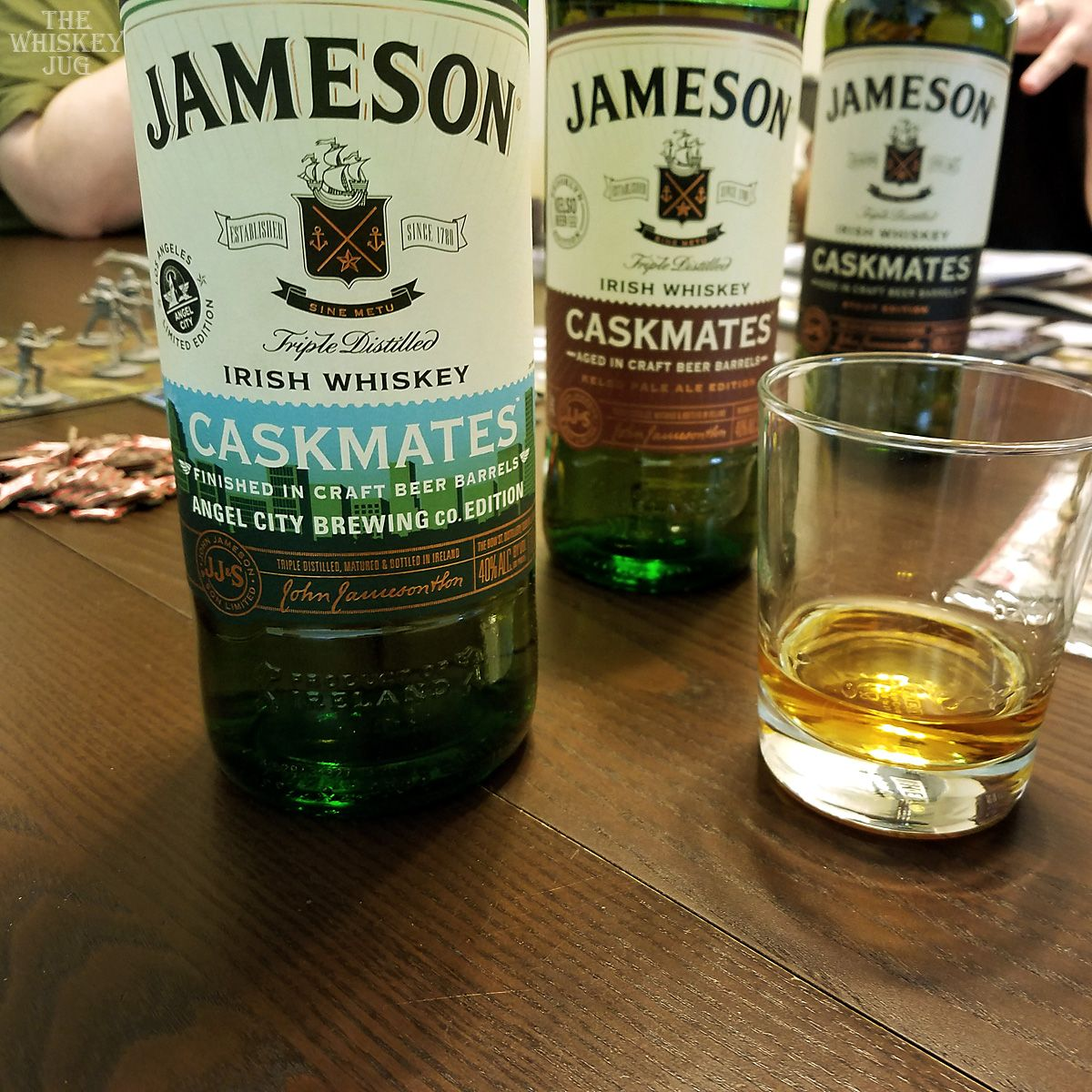 Jameson Caskmates Angel City Review The Whiskey Jug Whiskey Whiskey Recipes Irish Whiskey