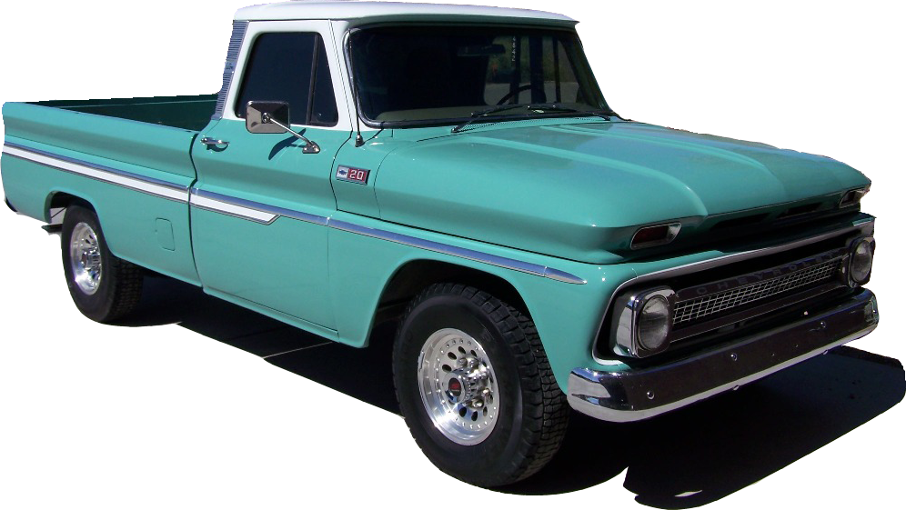 60 Chevy Truck | Roll Pan Exhaust | cars | Chevy trucks ...