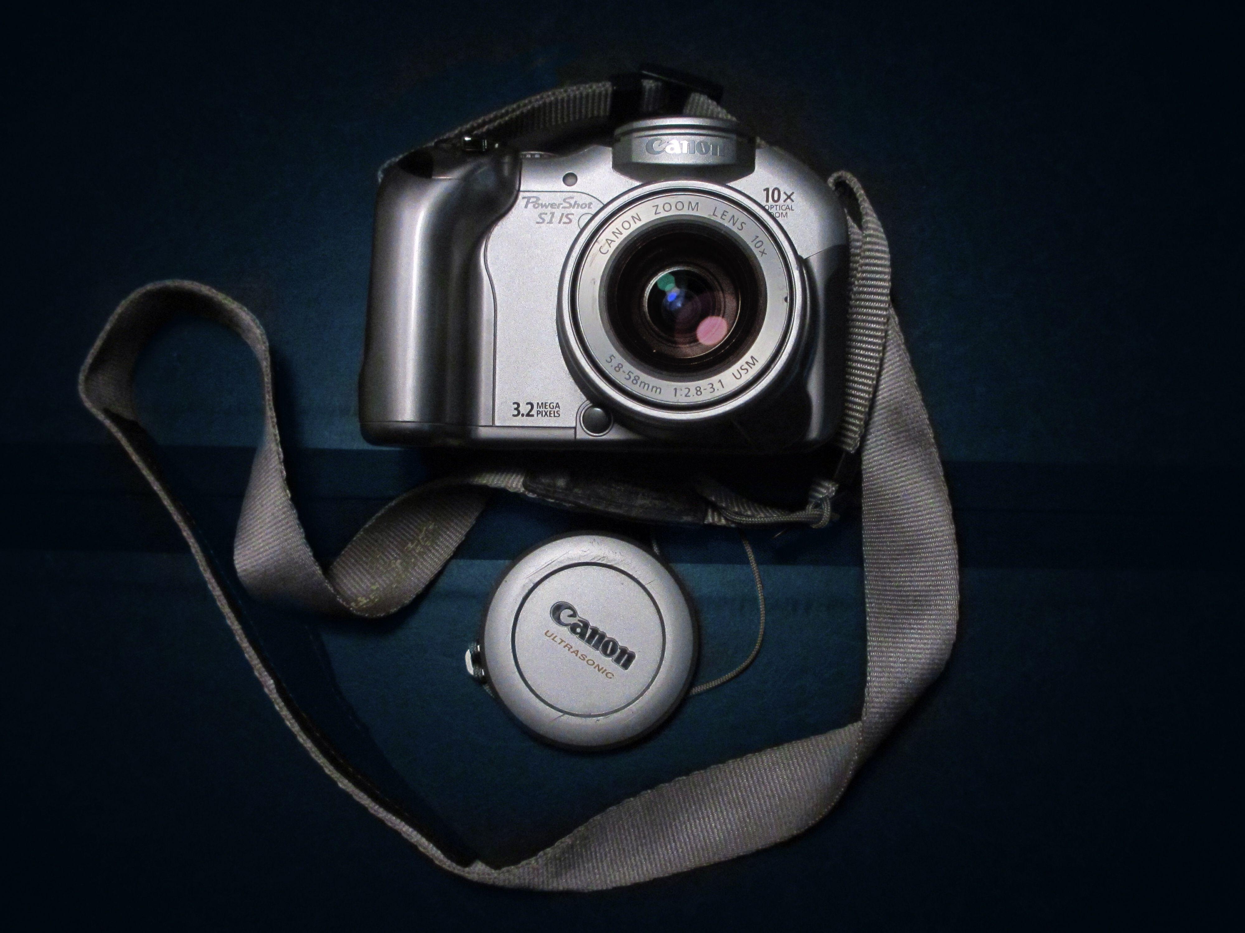 Canon Powershot S1 Is 4