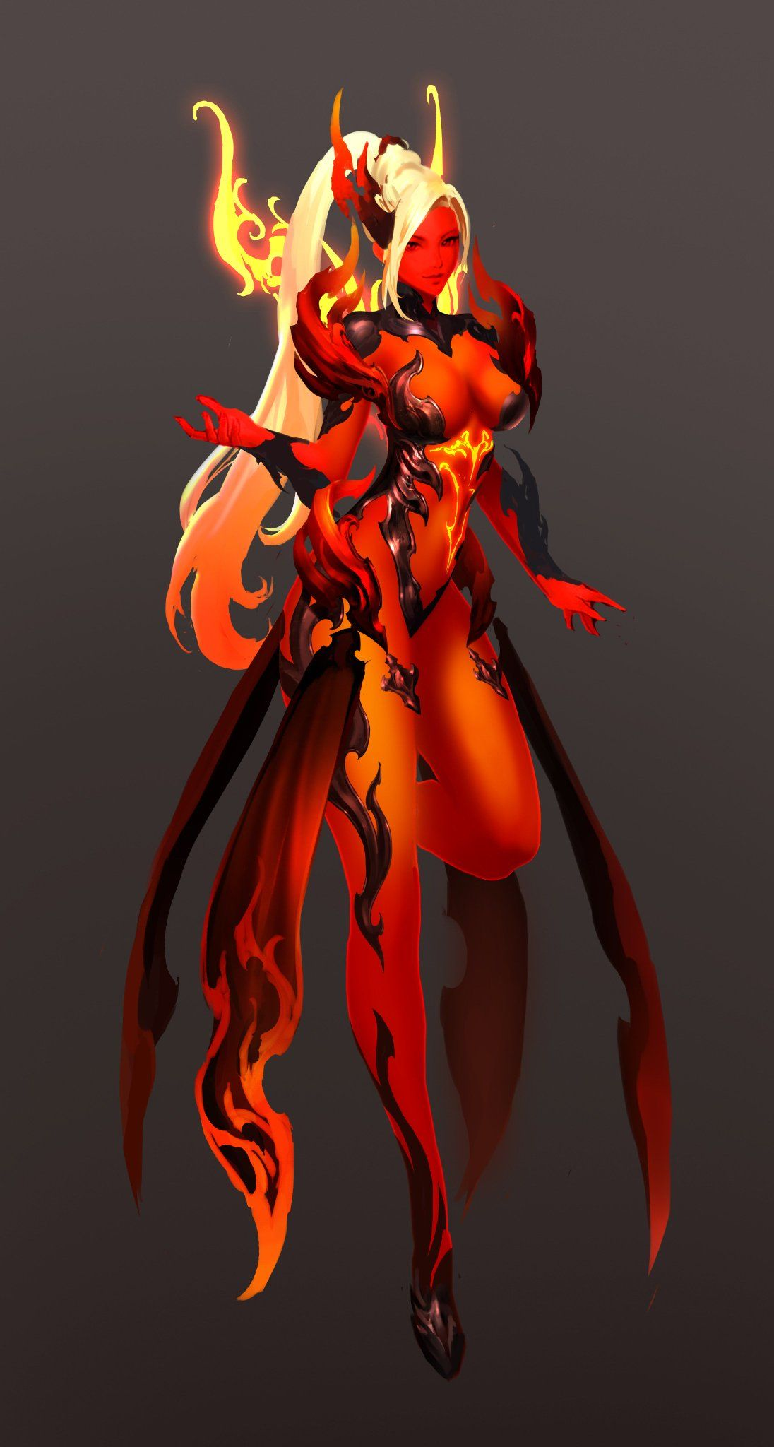 Photo of Aion Fire form female