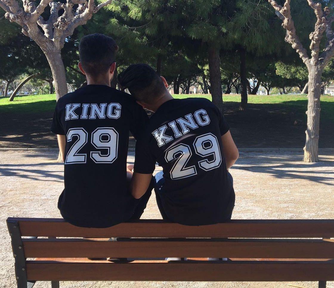 foto de King Queen King and queen camisetas king queen