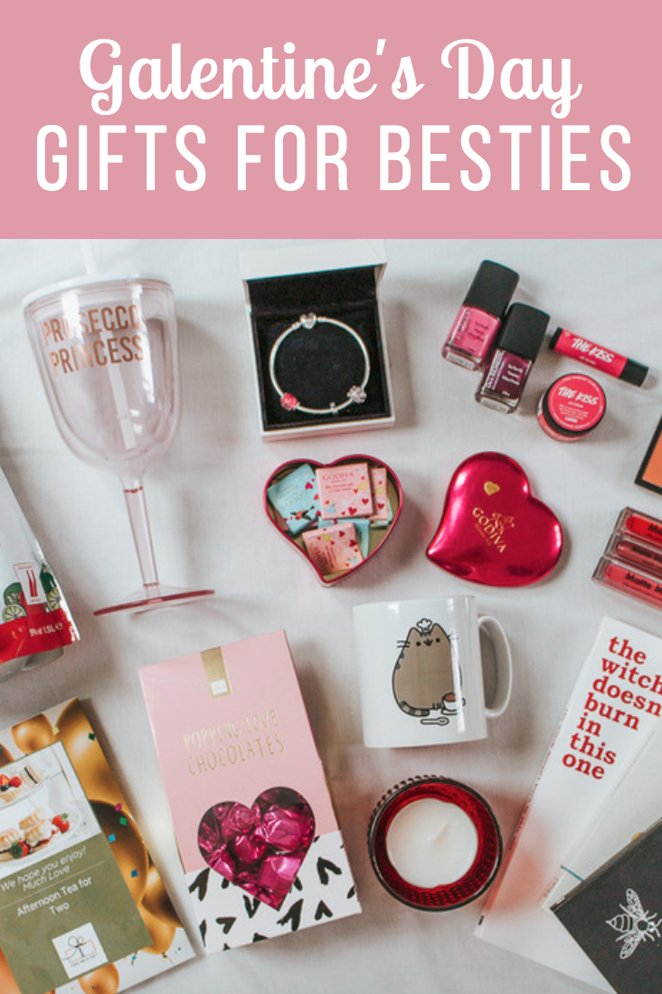 10 Great Galentine S Day Gift Ideas For Best Friends Valentines Day Gifts For Friends Friends Valentines Day Bff Valentines Gift