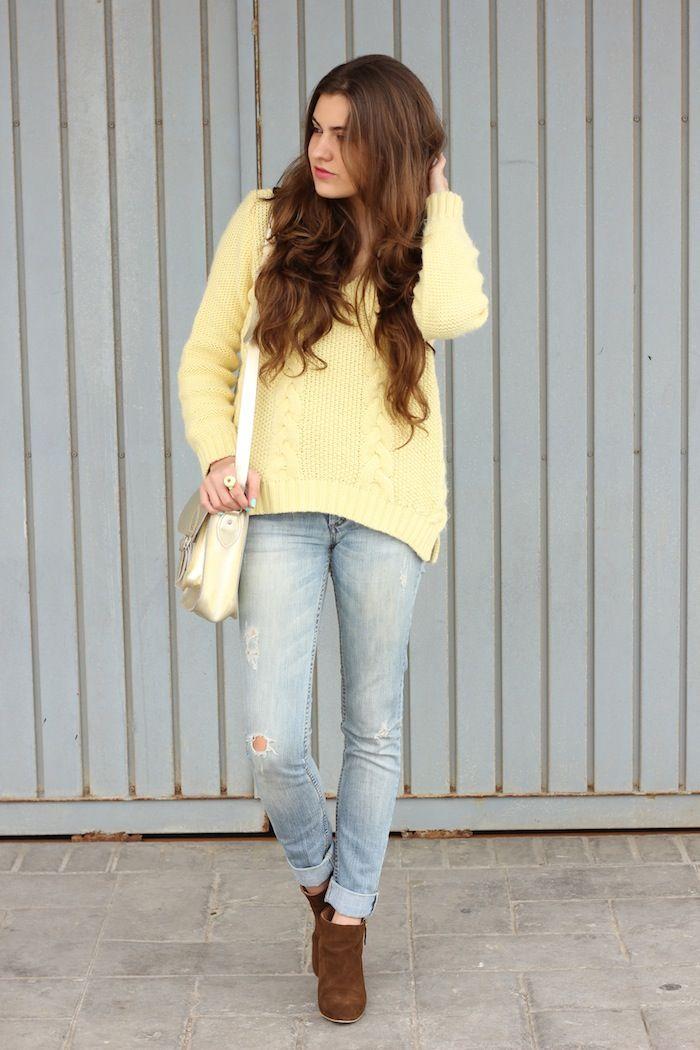 Pin by Angela Munyon on Style   Pinterest   Pastel yellow, Yellow ...
