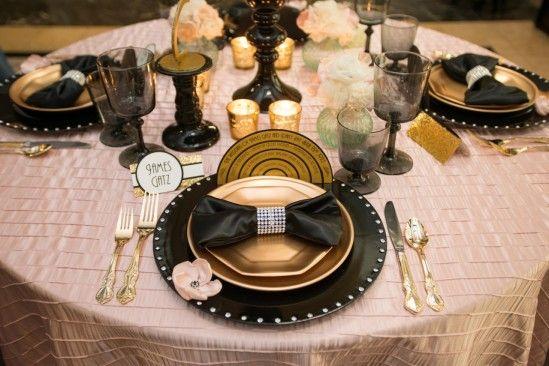 Gatsby Wedding Centerpieces Images - Wedding Decoration Ideas
