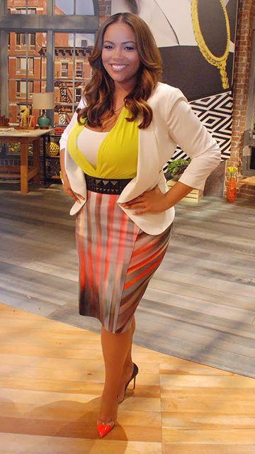 451ec9fb03 Lauren Makk  Look of the Day Dress  City Chic