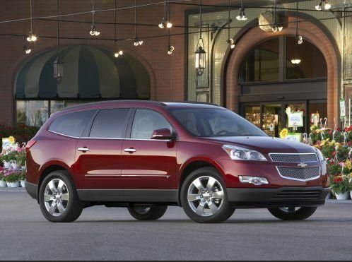 Chevy Traverse I Do Need A Family Car With Images