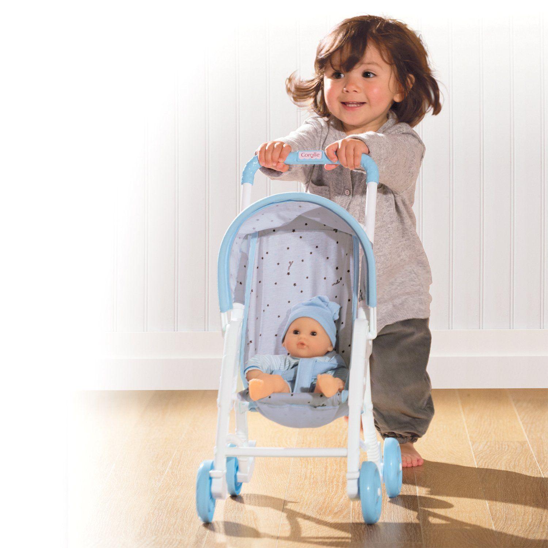 Corolle Mon Premier Sky Stroller, Strollers Amazon