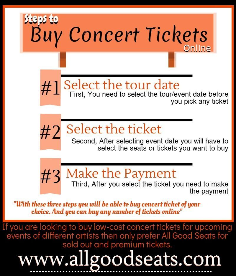 how to get concerts tickets essay Buying tickets online is easier than ever, but are you actually getting a good deal use the insider info below to snag the best seats for anything purchasing tickets the day prior to—or the day of—an event is the way to go most of the time, even if it's a division-deciding game or popular rivalry.