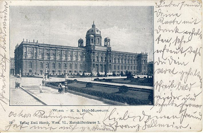 Ansichtskarten aus dem Archiv von Friedrich Reichl aus St. Florian Mehr dazu hier: http://www.nachrichten.at/oberoesterreich/Die-Heimat-und-die-Welt-auf-9-x-13-Zentimeter;art4,1666605 (Bild: Reichl-Archiv)