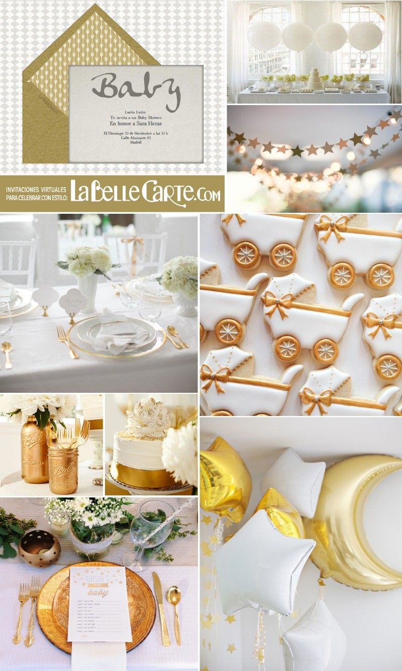 Blanco Online Invitaciones Para Baby Shower E Ideas Para Decorar Un Baby Shower