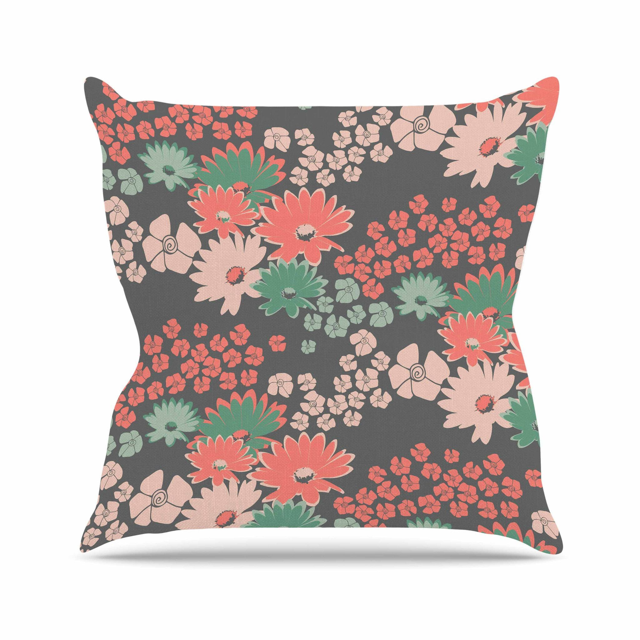 Pin Now Buy Later Zara Martina Natures Bouquet Coral Green Outdoor