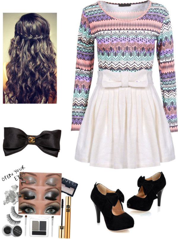 girly girl | dresses | Pinterest | Girly girls, Girly and ... Summer Outfits For Teenage Girls Polyvore