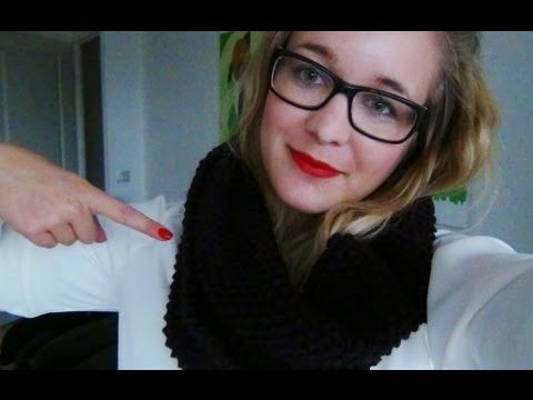 TUTO ECHARPE FEUILLE AU TRICOT FACILE knitting a sheet knit scarf easy - YouTube | Echarpe ...