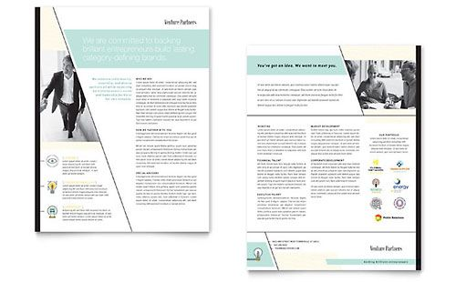Sales Sheet Templates Business Sales Sheet Designs Template Design Brochure Design Template Business Design