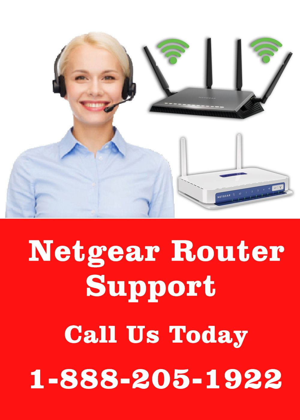 Netgear Router Support number 1-888-205-1922 for Install, Re-install