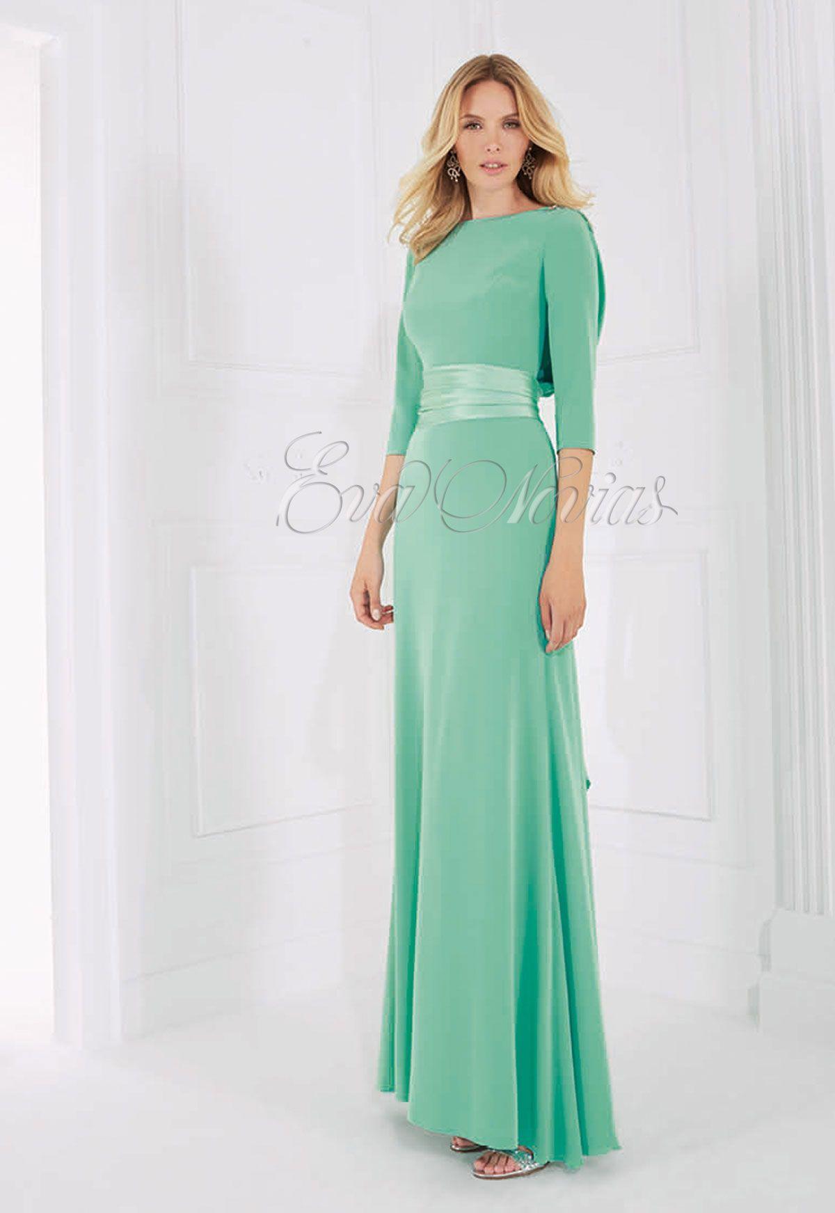 Vestido de fiesta Patricia Avendaño 2016 Modelo 3007 en Eva Novias ...