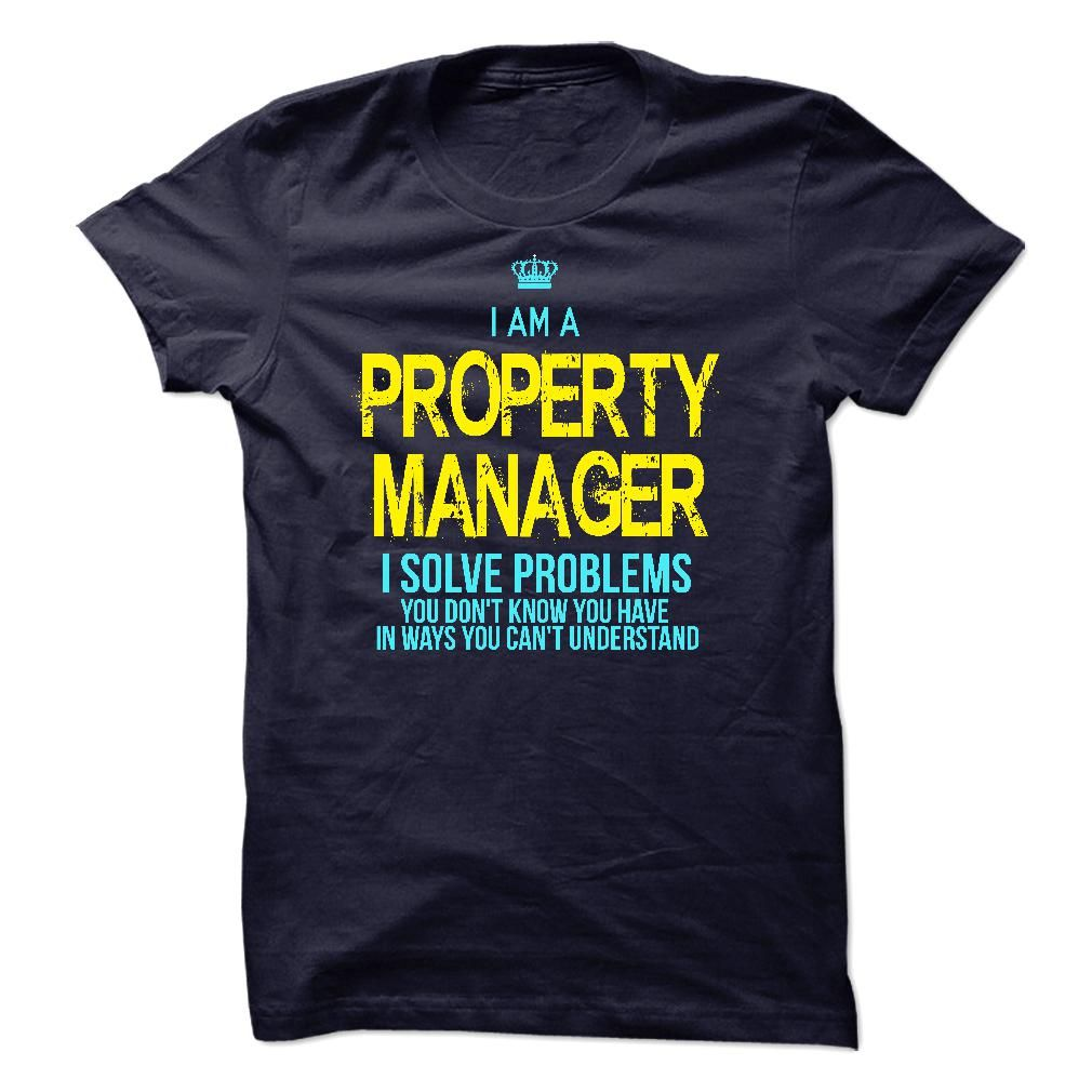 I am a Property Manager T-Shirts, Hoodies. BUY IT NOW ==► https://www.sunfrog.com/LifeStyle/I-am-a-Property-Manager-14469195-Guys.html?id=41382