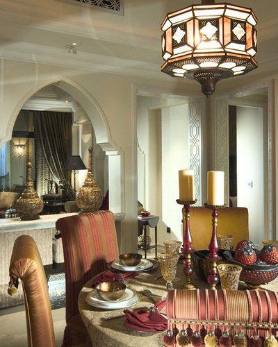 arabic style living room ideas curtain 3 windows dining pinterest moroccan