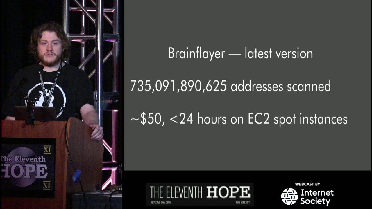 Stealing #bitcoin with Math - from HOPE XI - LAMARR https://t.co/ltNK8mJkoR https://t.co/QKoCEH51vm Profitable m https://t.co/ihbXOtAh3y