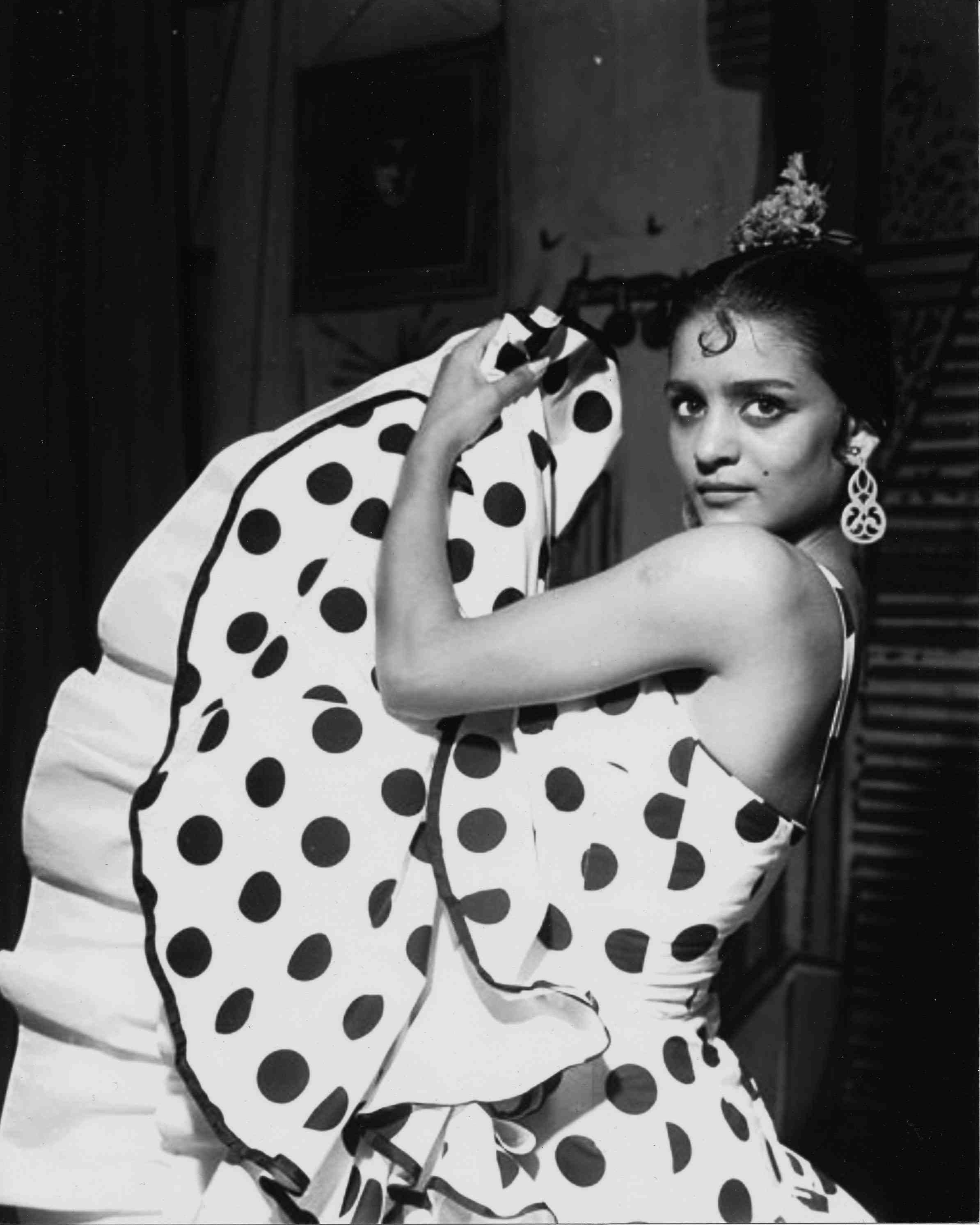 picture Cynthia Zamora (b. 1938)