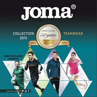 Joma Sport - Teamsport Katalog