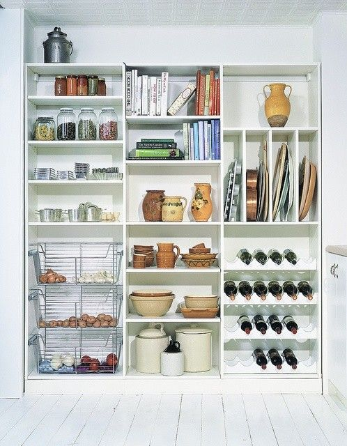 Reclaim Your Kitchen Storage With Custom Pantry Cabinets And Shelving Systems Designed By California Closets Design Ideas To Organize