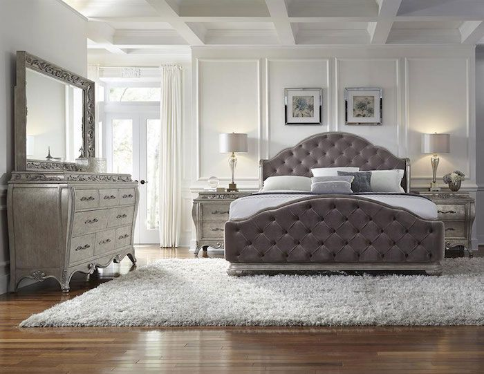▷ 1001 + Ideen für Schlafzimmer Deko - die angesagteste Trends des - schlafzimmer farben feng shui