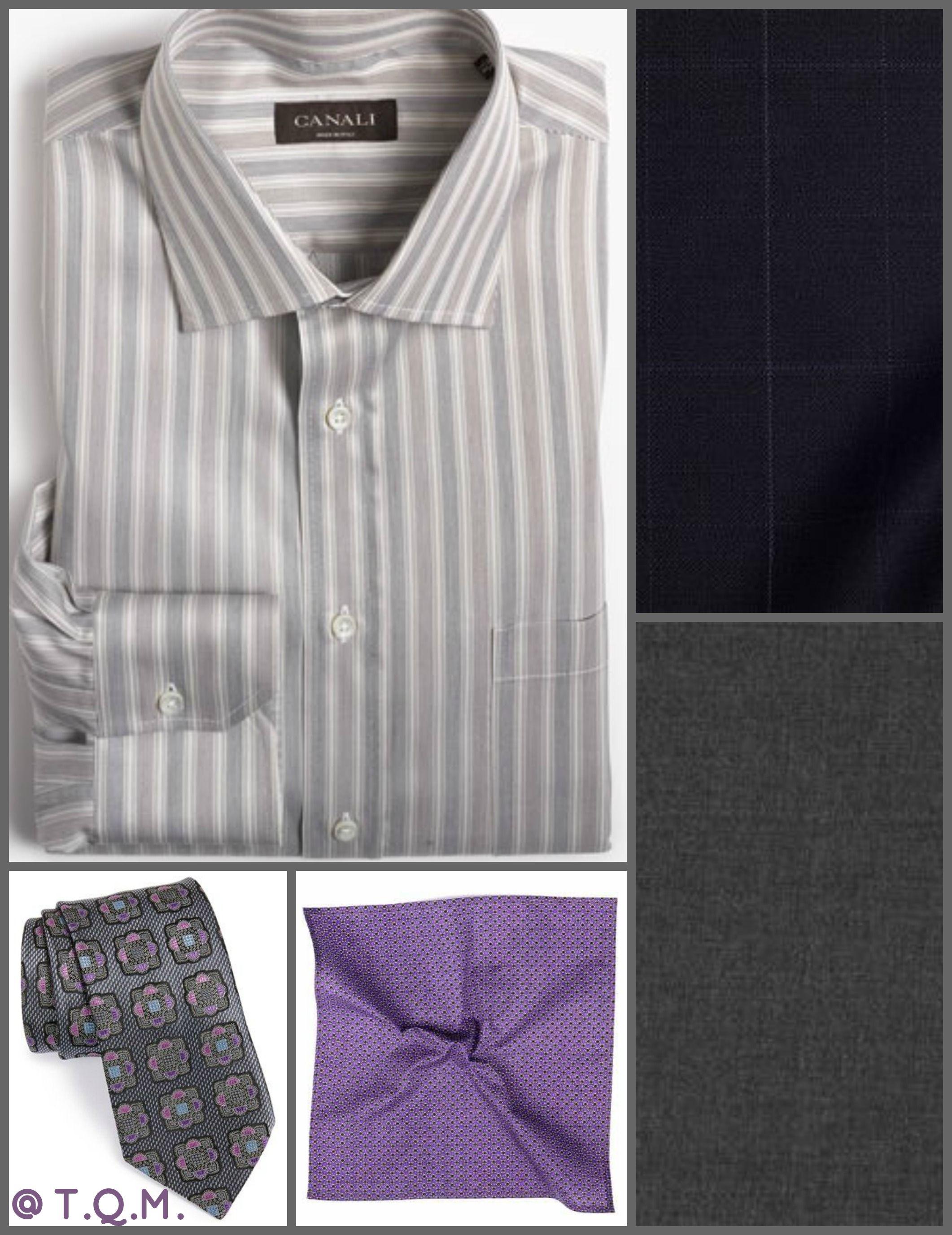 Shirttie Combo Canalishirt Ermenegildo Zegnatie Oliver Wicks