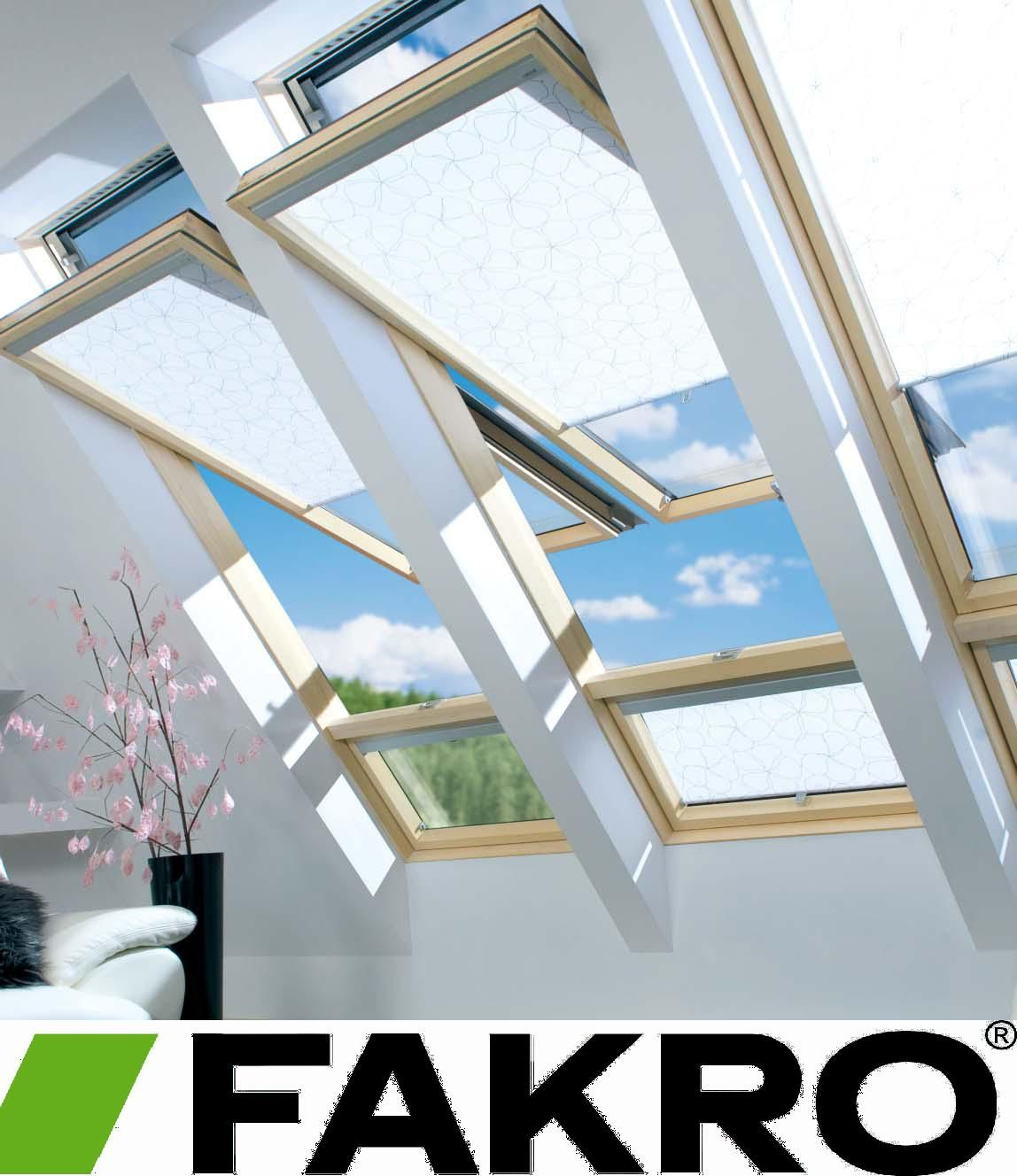 fakro design idea. Fakro Roof Windows - Triple And Quadruple Glazed Design Idea