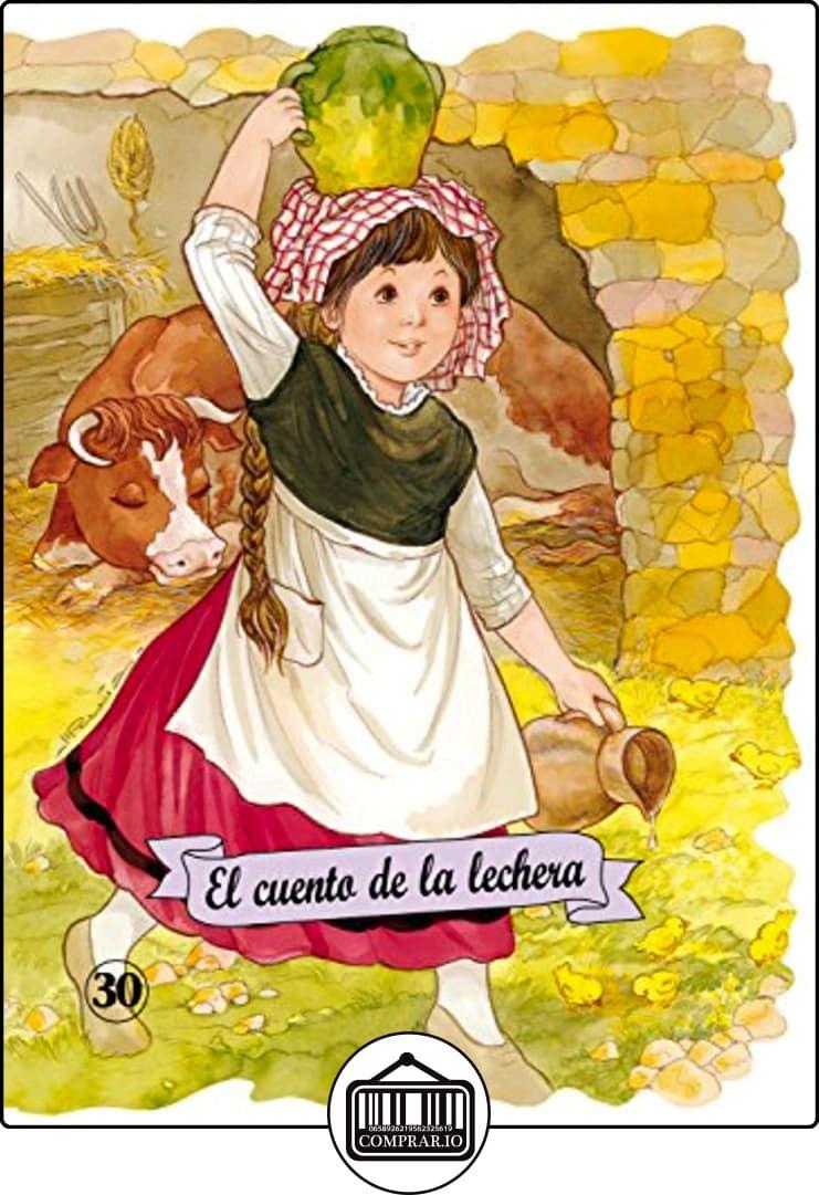 El cuento de la lechera (Troquelados clásicos) de Félix María Samaniego ✿  Libros infantiles