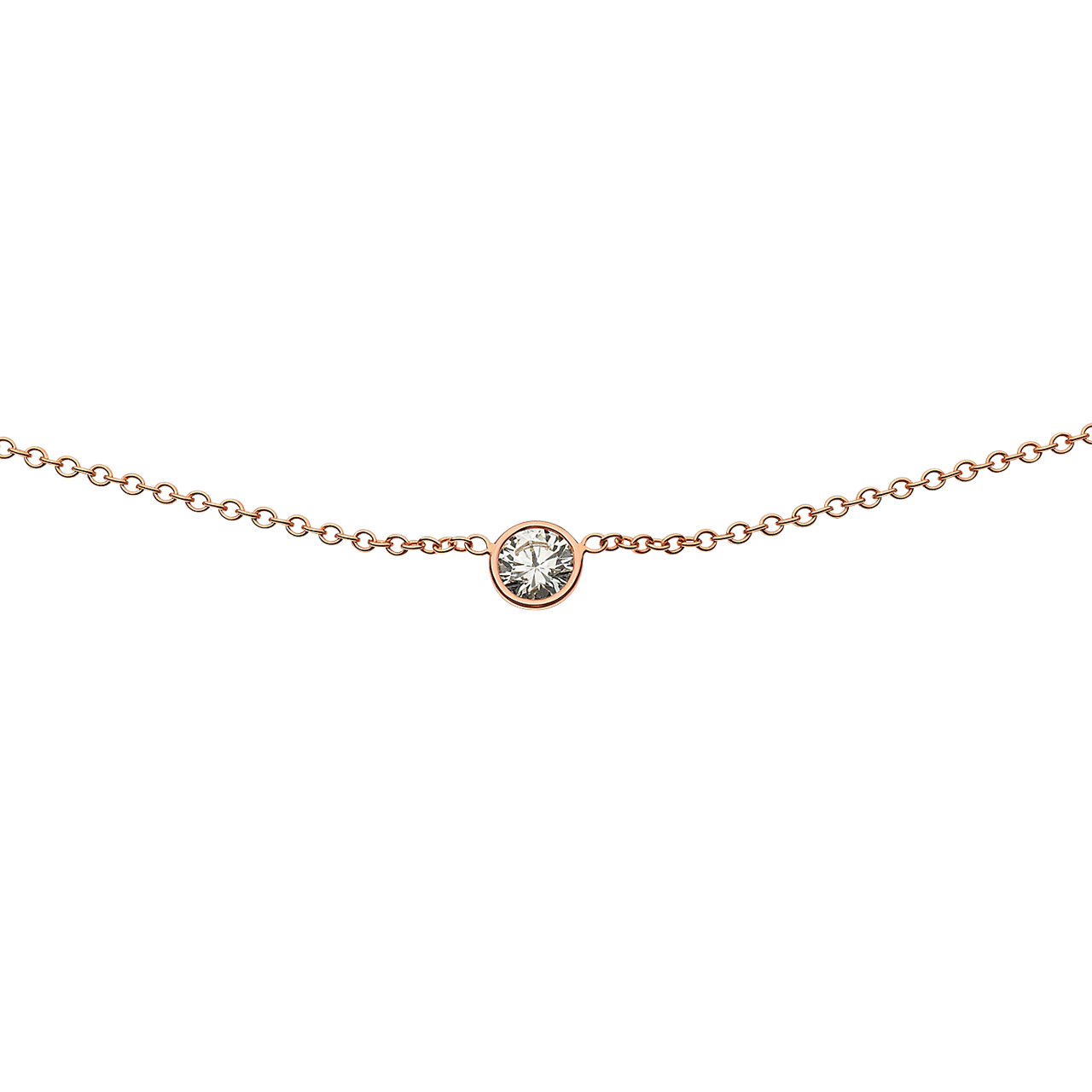 Forevermark 18k rose gold and diamond pendant 1295 wishlist forevermark 18k rose gold and diamond pendant 1295 mozeypictures Gallery
