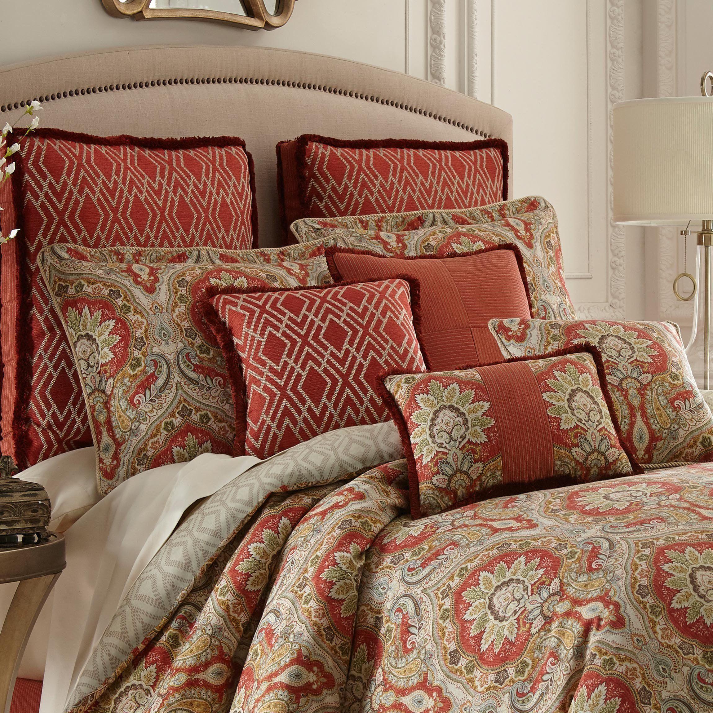 harrogate multi 4 piece comforter set