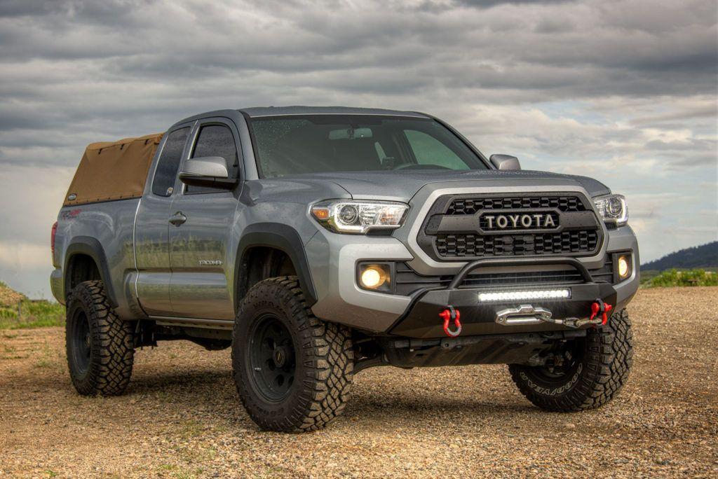 Toyota Overlander Truck Build 3rd Gen (2019) in