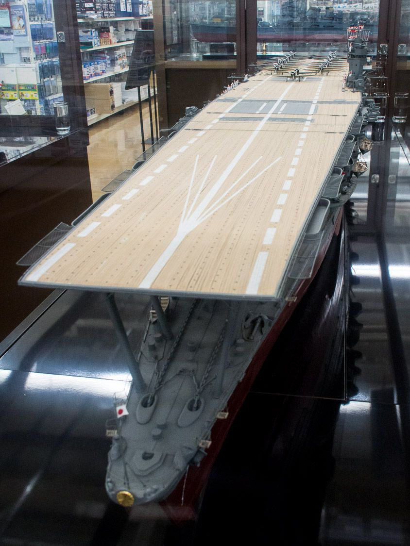 Aircraft carrier models large scale - Ijn Akagi Aircraft Carrier 1 100 Scale