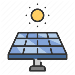 Alternative Cell Energy Panel Power Solar Sun Icon Download On Iconfinder Solar Paneling Solar Panels