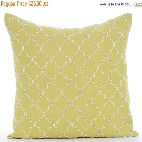 ON SALE 10% Decorative Throw Pillow Covers by TheHomeCentric