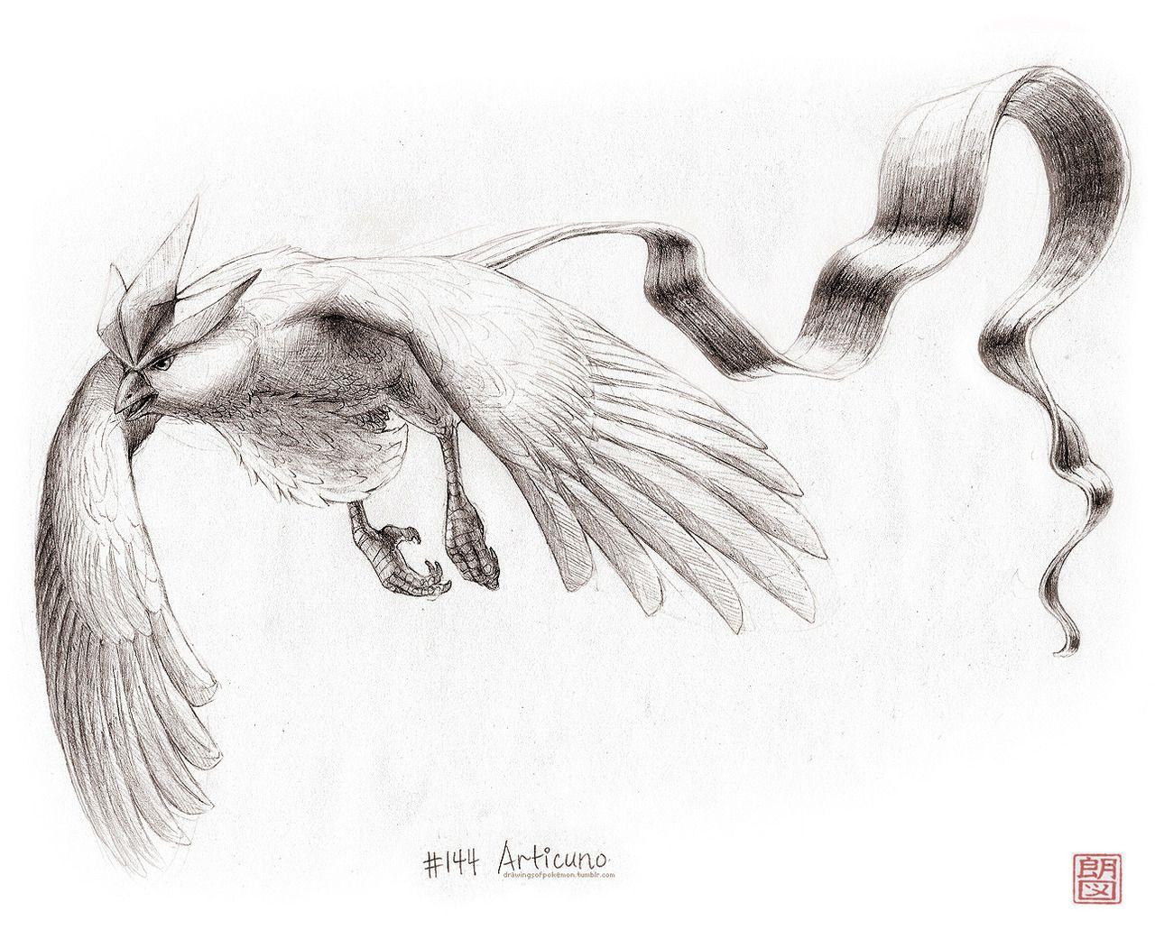 Drawings of Pokémon Pokemon drawings, Pokemon sketch