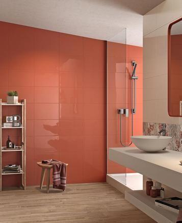 Piastrelle Bagno Arancione.Chroma Piastrelle Arancione Guarda Le Collezioni Marazzi