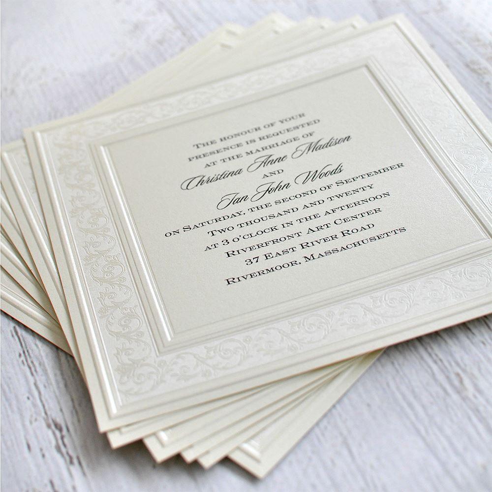 Elegant Display - Invitation | Elegant, Display and Wedding
