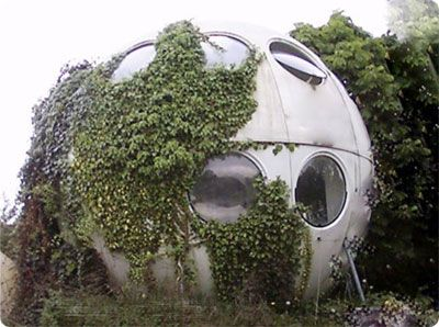 Bolwoning Den Bosch The Netherlands Futuristic