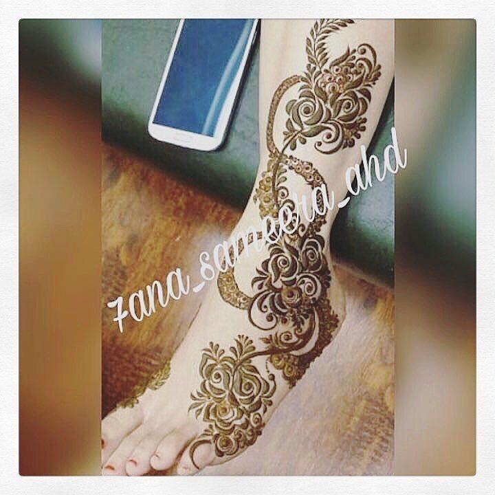 1 047 Likes 8 Comments زيت بذرة الحشيش Vip541 On Instagram شرايكم الراعي الرسمي للحساب تقويم Foot Henna Mehndi Images Best Mehndi Designs