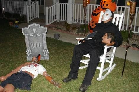 Diy halloween decorations for the yard columbus interior diy halloween decorations for the yard columbus interior improvement solutioingenieria Image collections