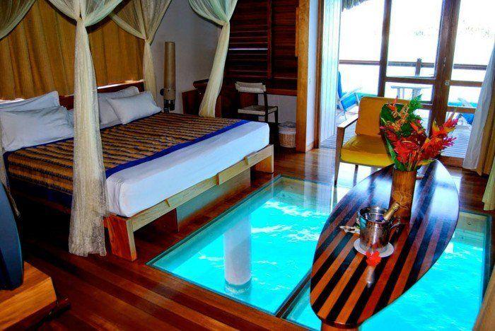 wo liegt bora bora zimmer im hotel reisen und urlaub. Black Bedroom Furniture Sets. Home Design Ideas