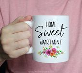 New Home Owner Gift Coffee Mug New Apartment New Home Mug Housewarming Gift Closing Gift New Home Owner Gift Coffee Mug New Apartment New Home Mug Housewarming Gift Closi...