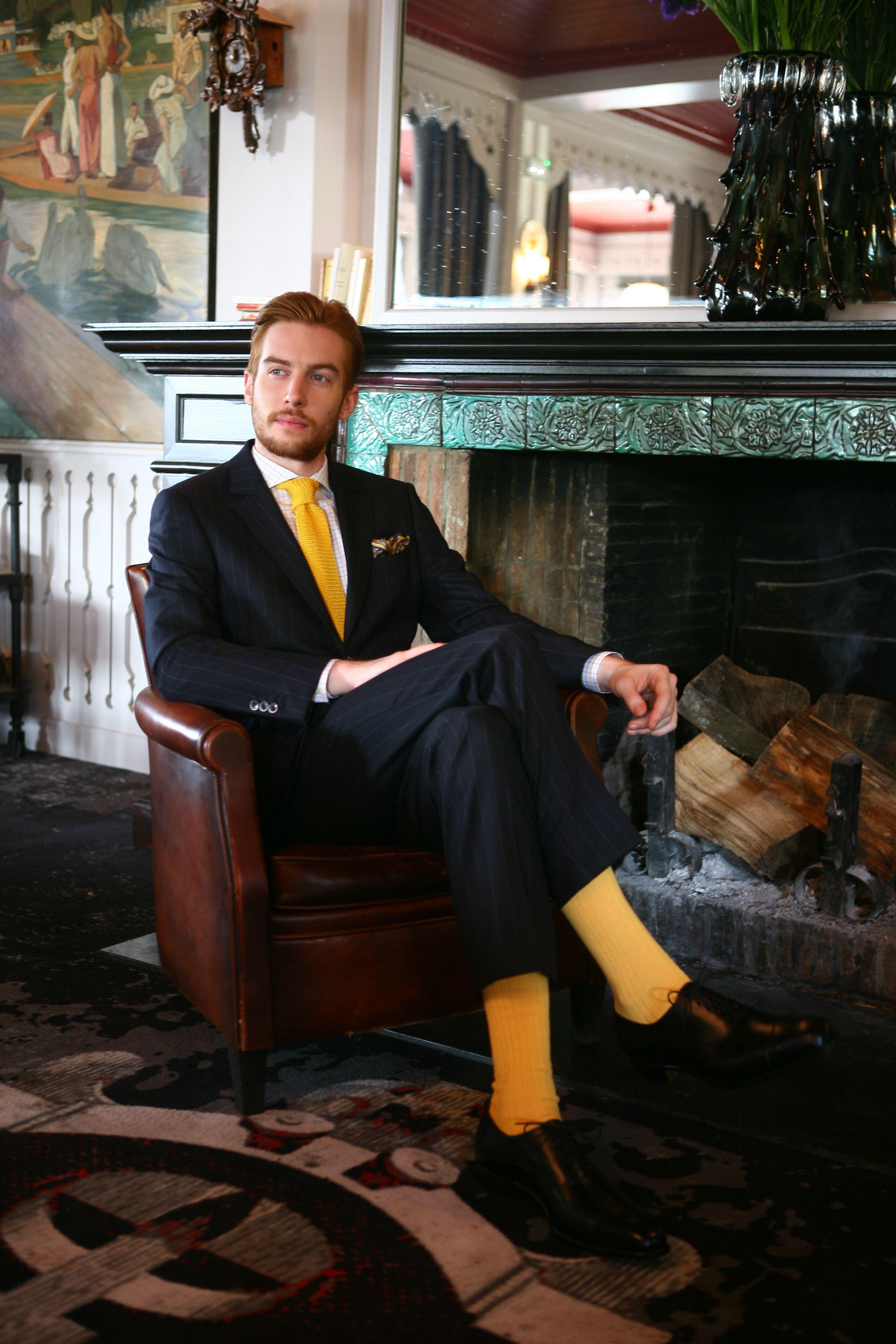Un costard cravate en anglais - Idée de Costume et vêtement e556b79c06c