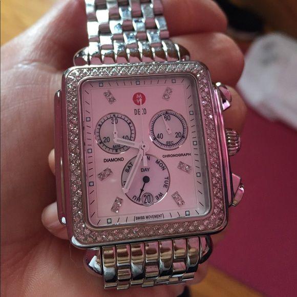 Diamond Box Xl >> Michele Deco Diamond Xl Extra Large Diamond Face Tags