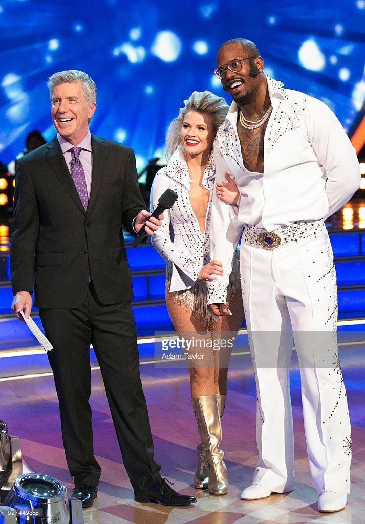 DWTS - 'Episode 2207' - The remaining eight celebrities will dance to popular music from favorite musical icons, as 'Icons Night' comes to 'Dancing with the Stars,' live, MONDAY, MAY 2 (8:00-10:01 p.m. EDT) on the ABC Television Network. Tom Bergeron, Witney Carson and Von Miller