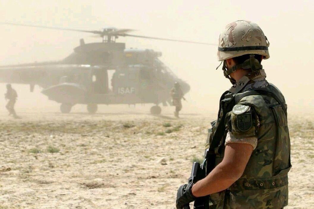 #SpainMilitary #ISAF #AFGHANISTAN